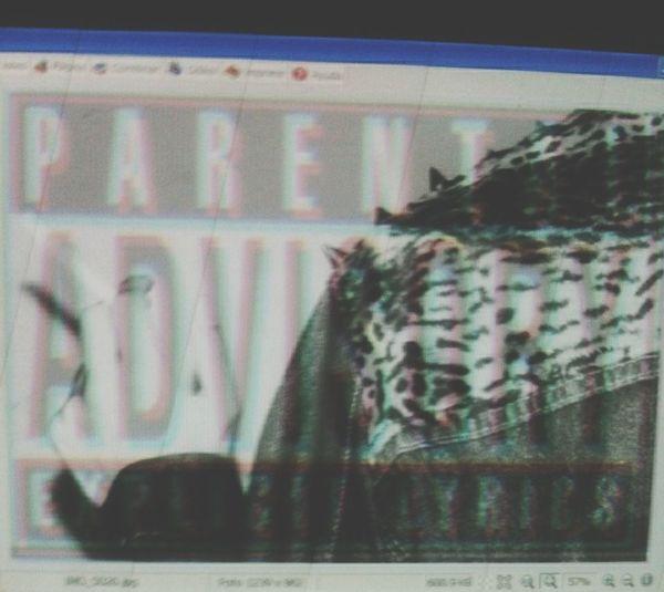 Parental Advisory Parental Advisory Explicit Content Grunge Pale Paleboy Palegrunge Cigarette  Myworld Gay Boy Trippy