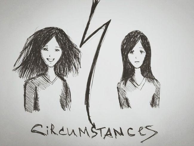 Doodling Drawing Sketchbook Girl Art
