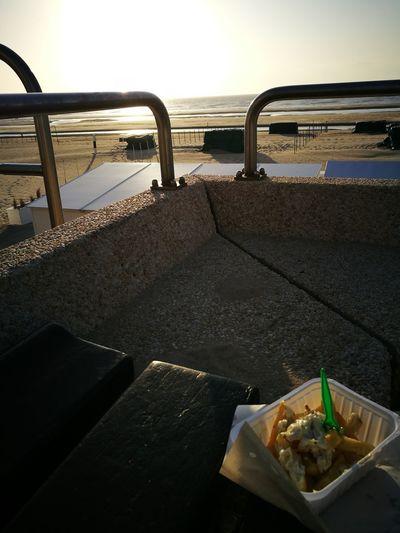 Carmente De Haan De Haan Belgium City Mexican Food Sea Beach Fast Food Sky Food And Drink