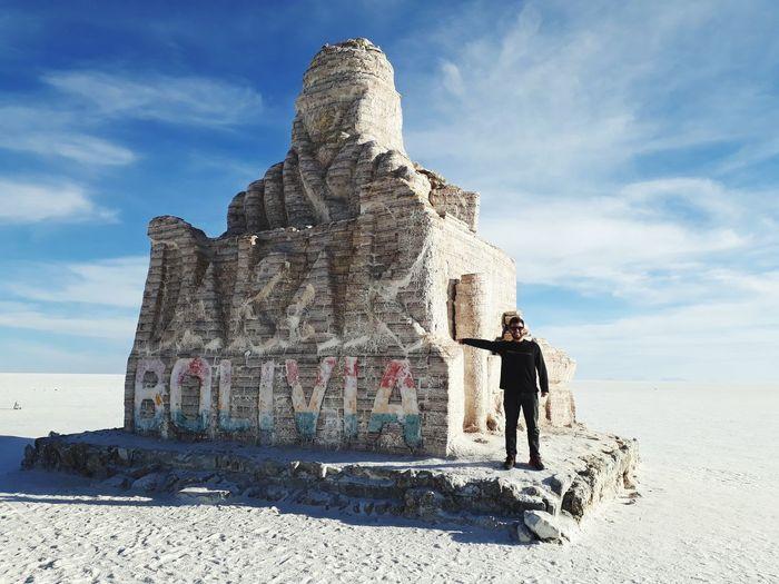 Uyuni Salardeuyuni Bolivia Light EyeEm Selects Dakar Desert Sand Ancient Civilization History Business Finance And Industry Arid Climate Pyramid Sky Architecture Travel Old Ruin Historic