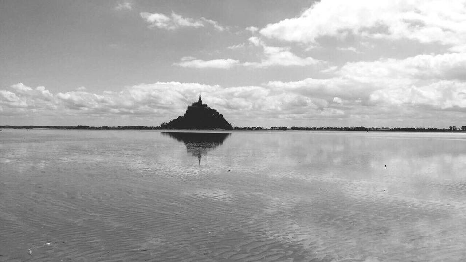 Mont Saint-Michel Saint Michael's Mount Mount Sand Bay Quicksand Been There.