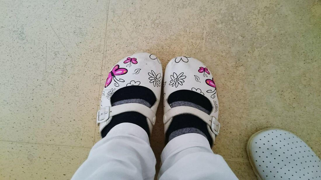 Working Worker WorkTime Uniform Shoes