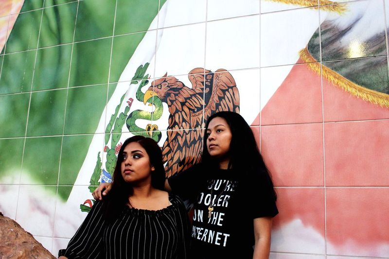Sisepuede Hispanas Hispanic Youngwomen Women Power Mexican Proud Hispanas Losangeleslife LosAngelesStreetArt Losangelesphotographer Losangeles EyeEm Selects