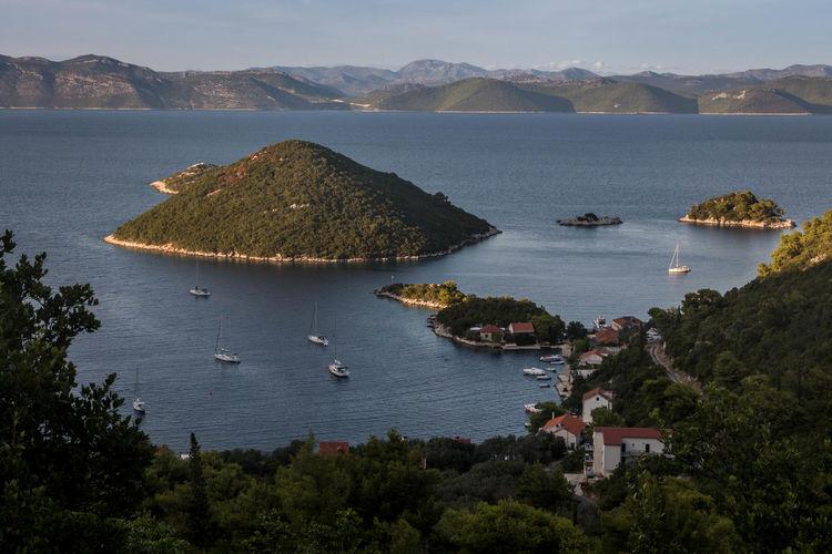 #Island #Nature  #beautiful #croatia #hiking #mjlet #sea Mountain Nature No People Outdoors Sea Water