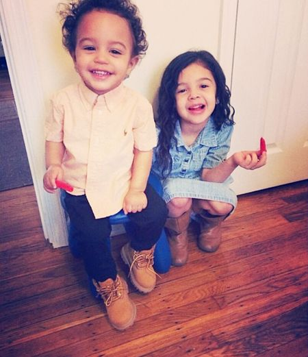 levi & juliani ♡ MyBABiES Levi Juliani