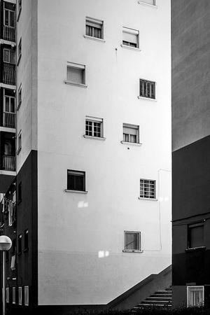 Volumes Architecture Street Blackandwhite Monochrome Monochrome_life