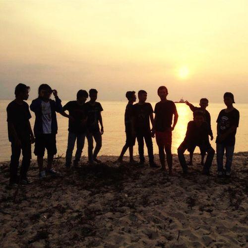 Mentok Bangka island