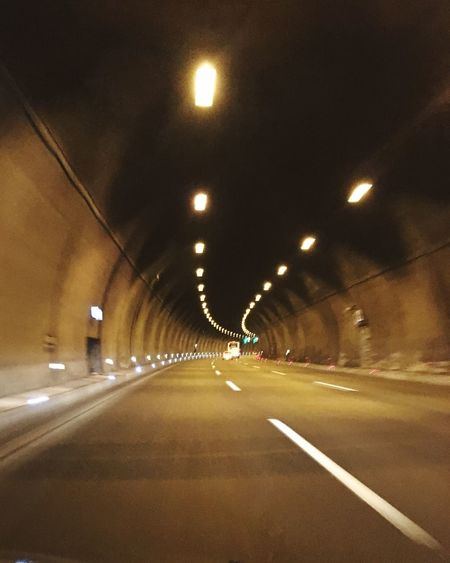 Bolu  Bolu TURKEY Tunnel Tunnel Vision Way Waycoolshots Ways Check This Out Way To Go Home