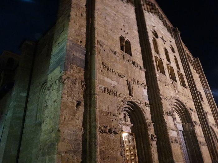 Church Italia Pavia Ancient Building Exterior Old Ruin Religion San Michele Sky