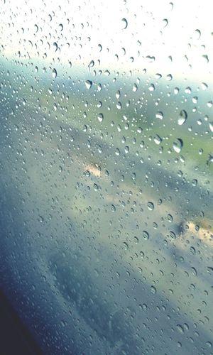 Yağmur Damlası Yağmur Yağınca Minübüs Window Drop Drops Rainy Days Rain
