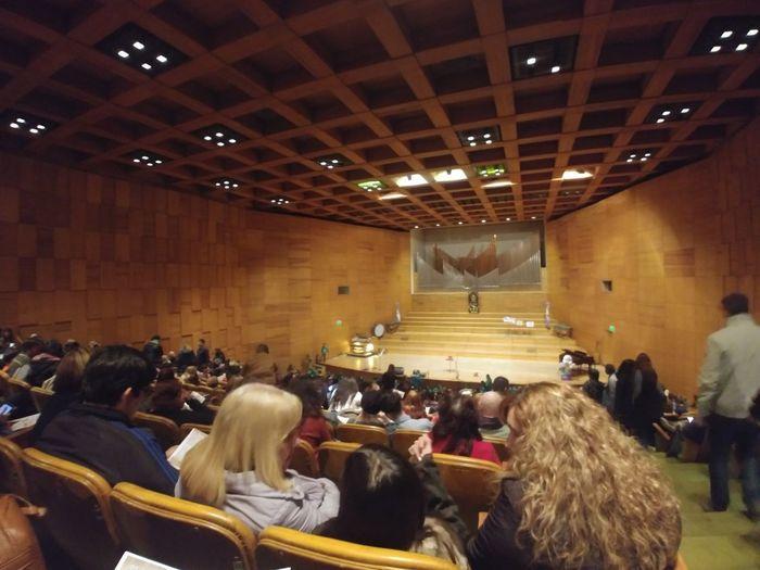auditorio Crowd