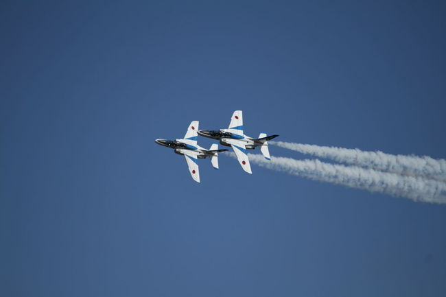Blueimpulse Airshow Iruma Air Base
