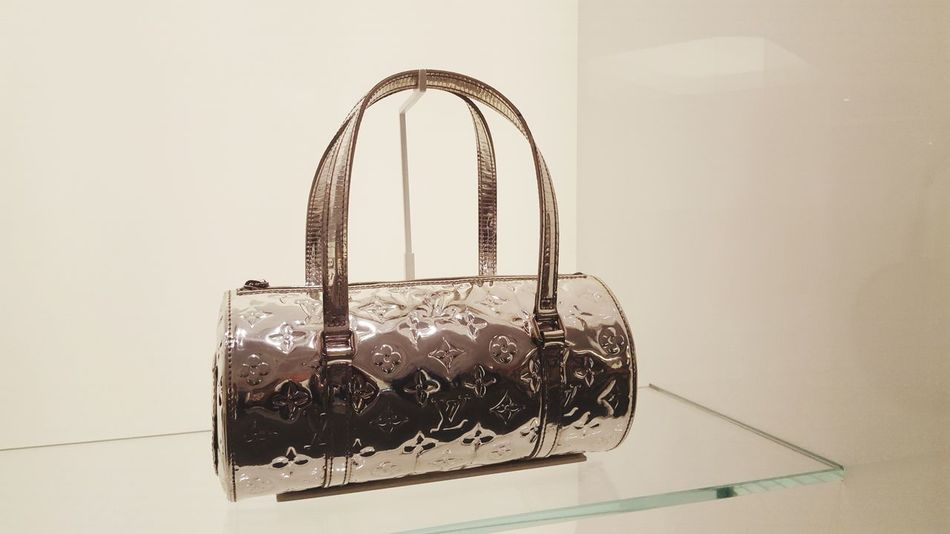 Louis Vuitton Silver  Bag