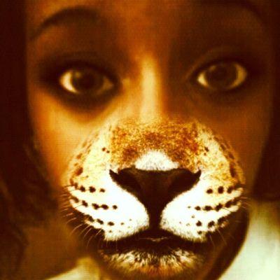 The cheetah took the panda out of me. ??