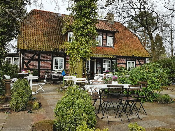 Garden Photography Country Living Hisotric Lower Saxony Heide Haus Cafe Special Place Travel Destinations Nice Atmosphere Ambiente Presented With Charme Charming Houses Charming Place