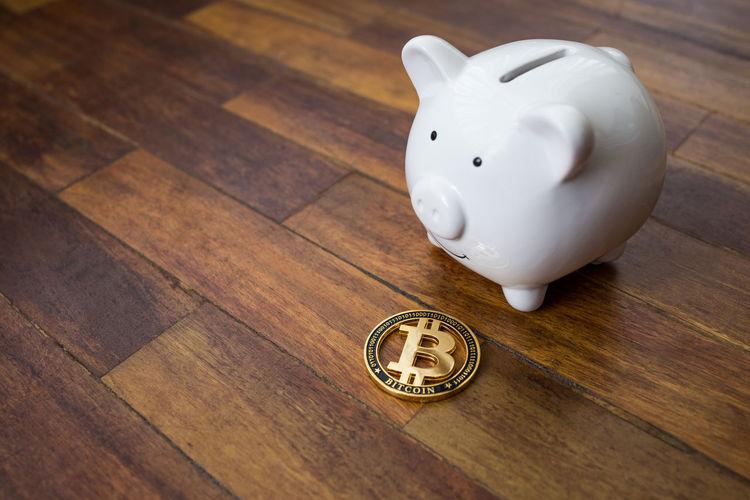 Bitcoin near a
