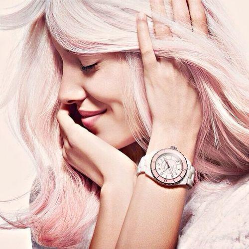Chanel Girl J12watch