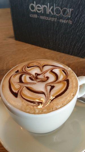 Cappuccino Coffee Coffee Break Haveagoodone Denkbar Stuttgart Dreambig Food Drink Gourmet Barista