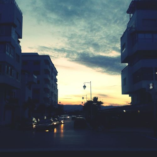 Amazing View Martil City Beautiful ♥ View