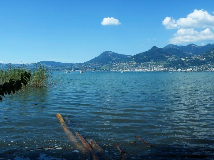 Montreux depuis