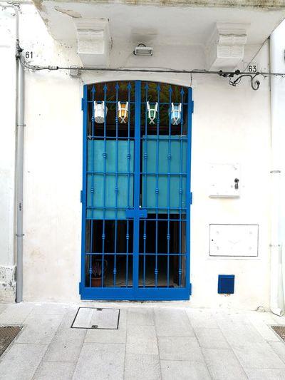EyeEm Selects Door Closed Entrance No People Doorway Day Architecture Openthedoor Beautifuldoor Exterior View Close-up Enjoy Colors Letstravel Italia Italy Beenthere Illbeback
