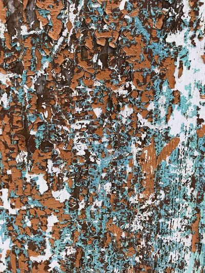 Full Frame Backgrounds Pattern No People Day Weathered Textured  Wall - Building Feature Decline Damaged Close-up Rusty Deterioration Outdoors Dirty Old Bad Condition Natural Pattern Rough Built Structure