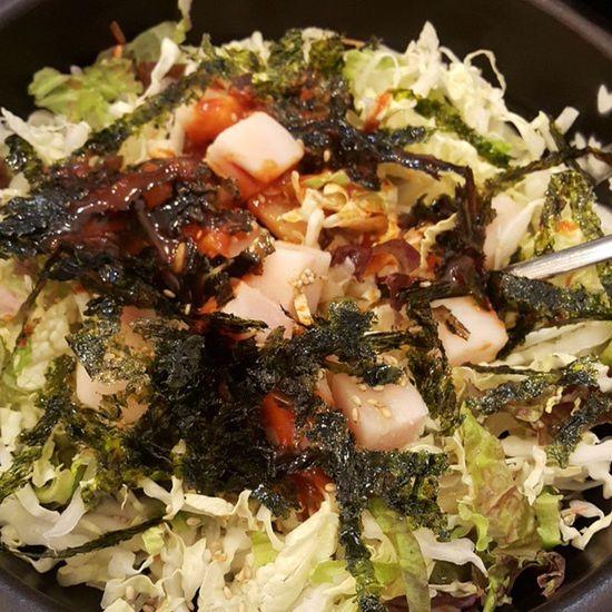 먹스타그램 회덮밥