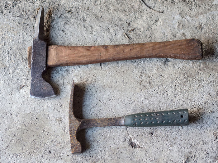 working tools Ground Hammer Hatchet Sledge Still Life Stone Tools Working Tools