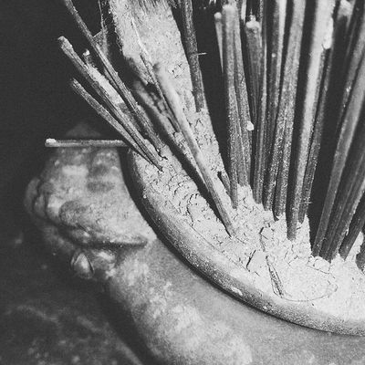It's that time again. Incense & Temple madness. Vscocam