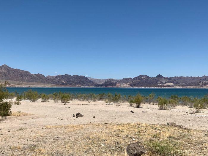 Lake Mead Lake