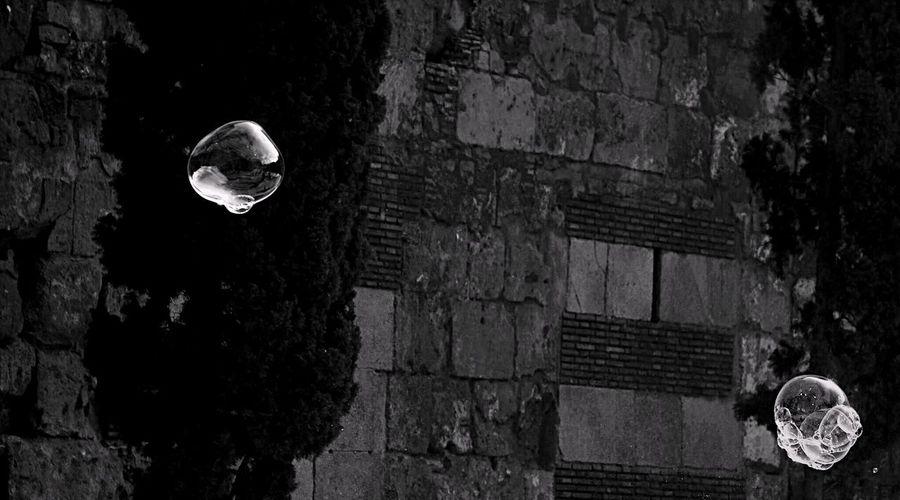• Bubble • Barcelona, Spain Bubble Bubbles Child Sky Urban Picture Love Lovely Travel Dream