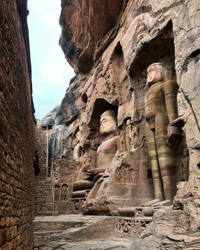 Jain Caves,