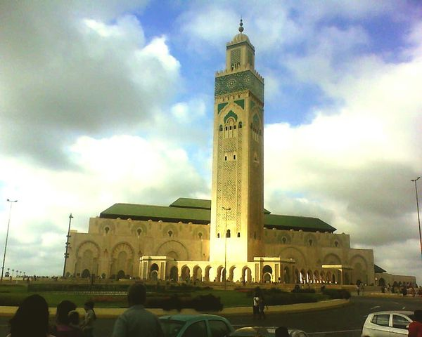 Marocco Casablanca Mosquee Hassan II Remember Summer  Taking Photos Hello World Monument