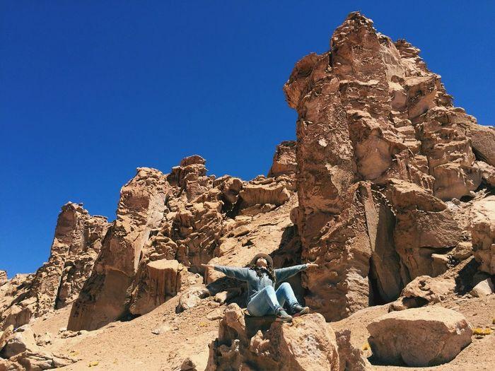 Rock - Object Travel Destinations Ancient Pyramid History Travel Nature