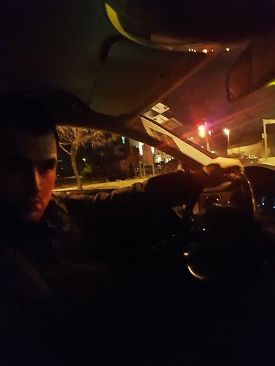 City Driving Selfie ✌ First Eyeem Photo