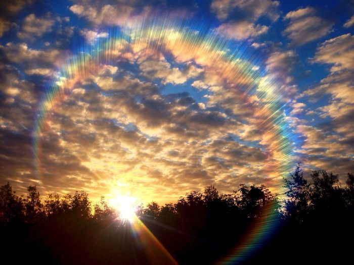 Cloudporn Sunrise Skyporn Sky