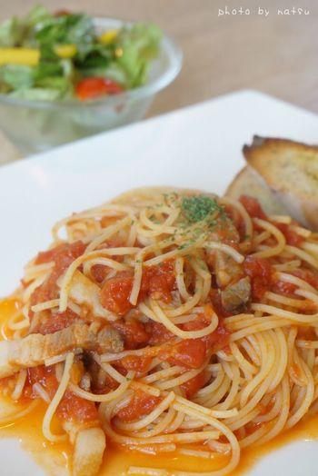 ゆったりランチタイム。 Lunch Time! Lunch ランチタイム おひるごはん パスタ Pasta Hokkaido 北海道 Japan