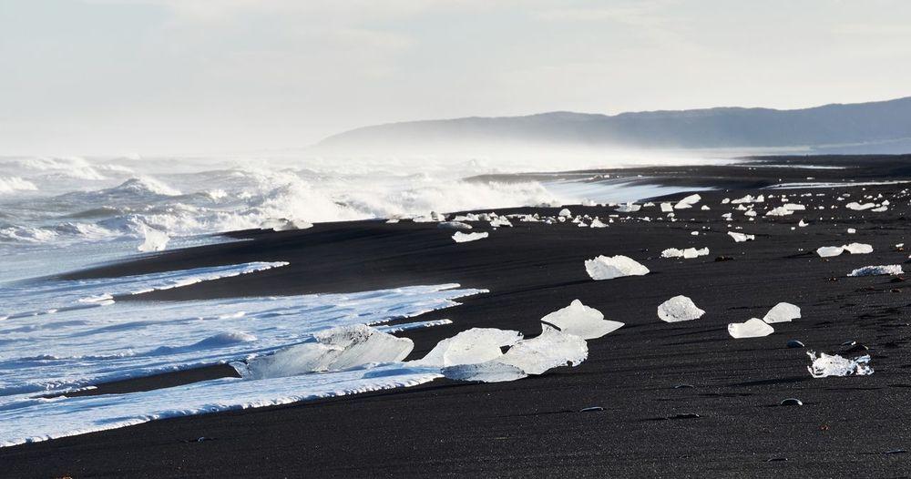 iceland - black