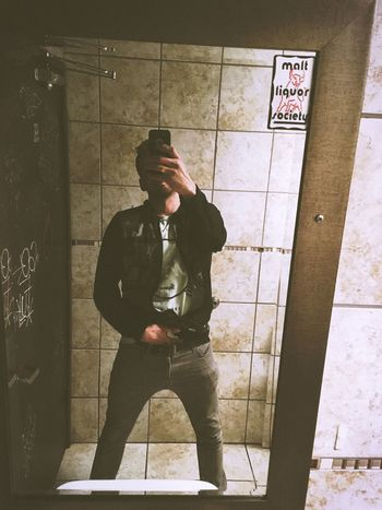 Selfie ✌ Standing Indoors  Fashion Mirror