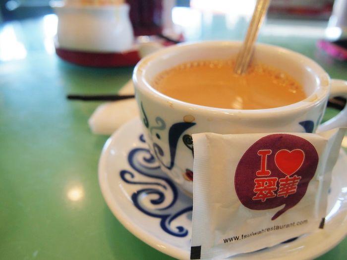 Hong Kong styled milk tea Drink Tea Cup Close-up Tea - Hot Drink Indoors  Travel Photography Traveling Travel EyeEm HongKong Hongkongtrip Milktea Milkteatime Milktealover Thepeak Thepeakhongkong ThePeakTowerHongkong🌍 Eyeemfood Eyeemdrinkers