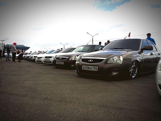 Sibirya Hello World 2015  Russia Vaz Cars Low