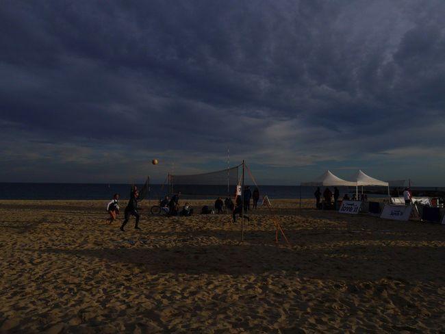 feliz fin de semana ! The Purist (no Edit, No Filter) Beach Sea Sand Sky Cloud - Sky Nature Outdoors