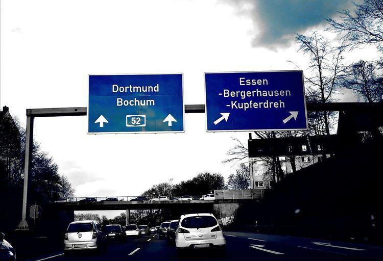 NRW Autobahn
