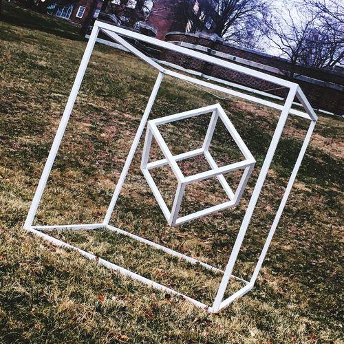 Cubes on cubes