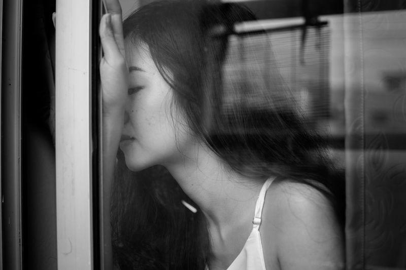 A girl Headshot