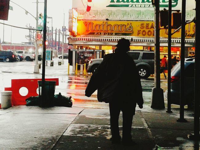 My Coney. photo by Shell Sheddy Capture The MomentThe Street Photographer - 2015 EyeEm Awards Shellsheddyphotography NYC Coney Island Street Photography NYC Street Cityscape I Heart New York Creative Light And Shadow