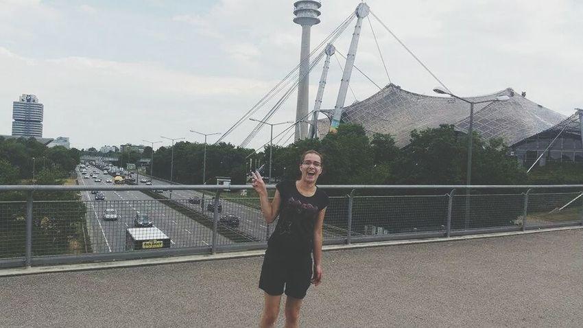 Lächeln, Weil Es München <3 Bmw, Olympiapark <3