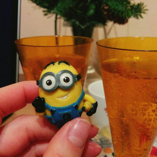 Happy New Year Minions Dave's Adventures
