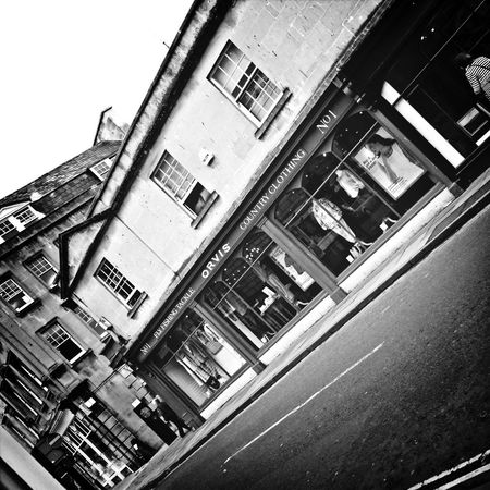 Streetphotography Bw_collection B&Bs Grand Adventure