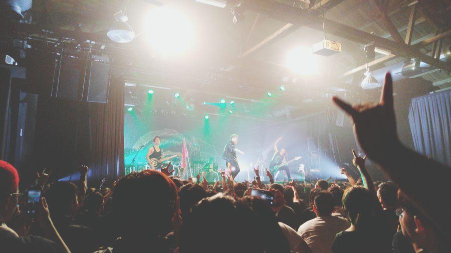 Taichung, Taiwan Tada Crossfaithasiatour2016 20160814 Music Brings Us Together